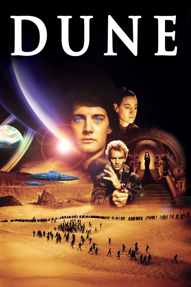 Dune Rotten Tomatoes Science fiction movies, 1984