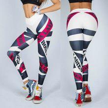 Yoga Top Yoga Pants Women Sport Pants Printed Yoga Leggings Running Tights Sport Trousers Slim Gym Leggings Fitness Yoga Clothes
