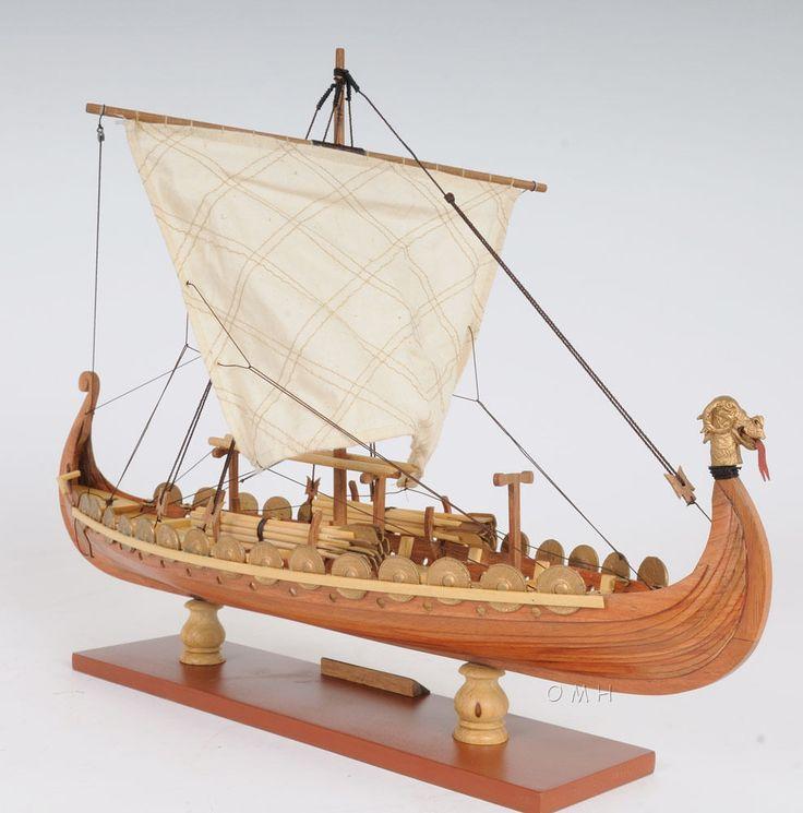 Viking Wooden Boat Plans : Best drakkar dragon viking ships images on pinterest