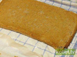 Szybki biszkopt - idealny do rolad i tortów