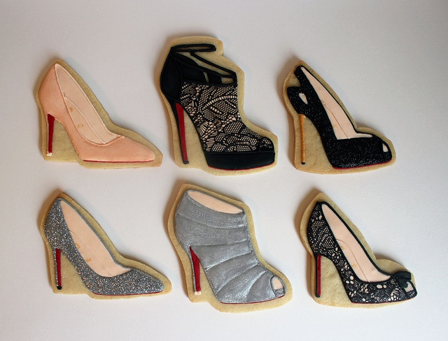 18 Best Images About Cookies Shoes On Pinterest High