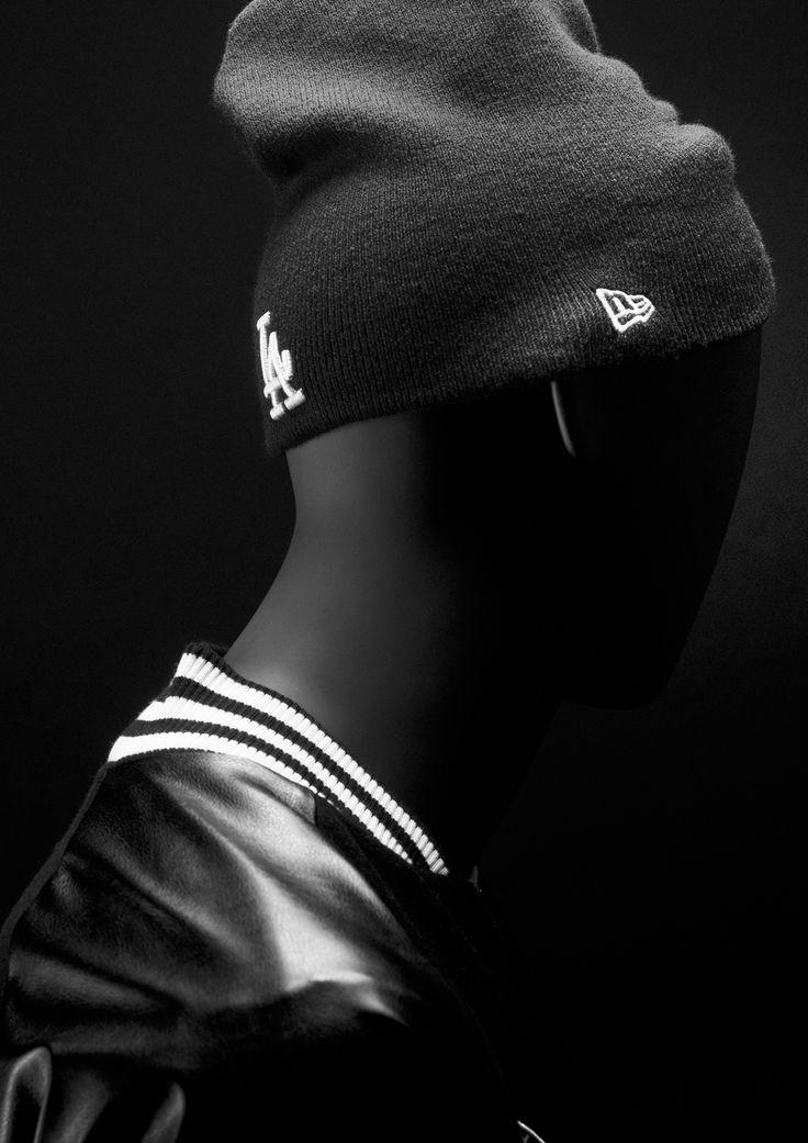 LOFT stands for youth, independence and freedom #MaleMannequins #bomberjacket #skate #deepblack