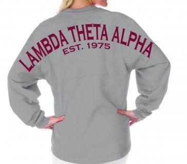 Lambda Theta Alpha Est. 1975 Spirit Football Jersey®