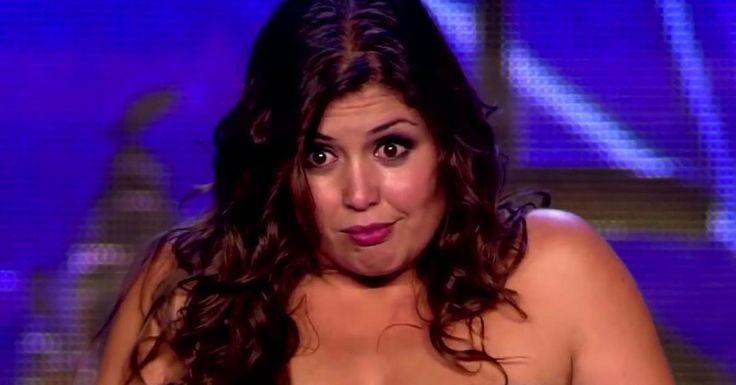 """[mobiel]Cristina Ramos is 37 jaar oud. Toen ze het podium van """"Spain Got Talent"""" betrad, had ze een elegante jurk aan. De jury keek aanvankelijk zelfs een beetje verveeld, maar dat zou allemaal snel veranderen. Blijkbaar huizen er twee grote passies in Cristina: een voor opera en de andere voor rockmuziek. Deze prachtige vrouw doet …"""