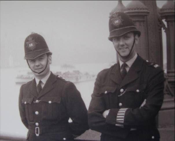 1950's/60's Metropolitan Police Officers, Westminster ...