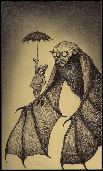 the fall   by John Kenn Mortensen