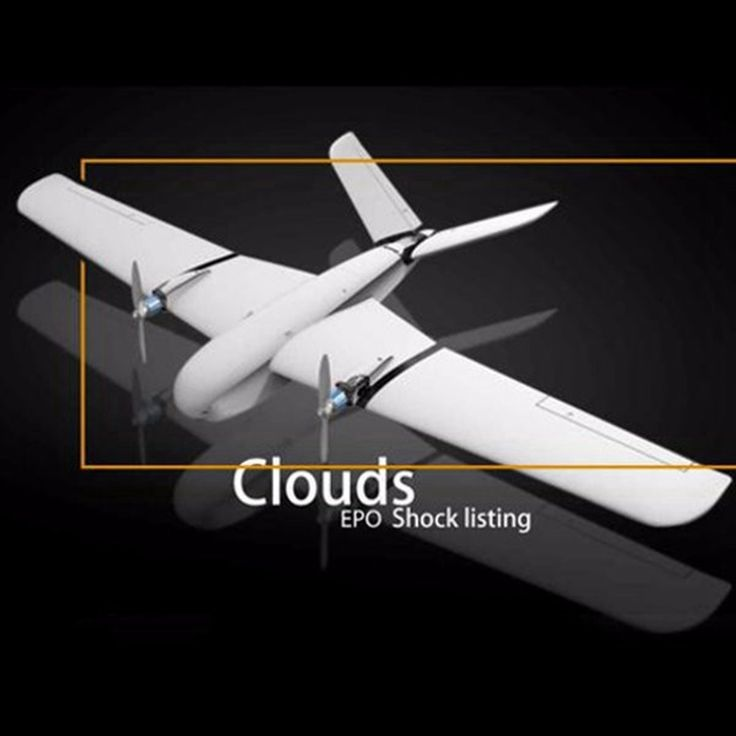 189.99$  Watch here - http://aliaom.worldwells.pw/go.php?t=32794267660 - X-UAV Clouds 1880mm Wingspan EPO FPV Aircraft RC Airplane KIT