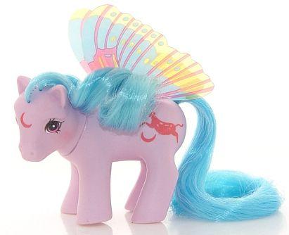 Moon Jumper [WW Windy Wing Ponies MLP My Little Pony G1 Hasbro]