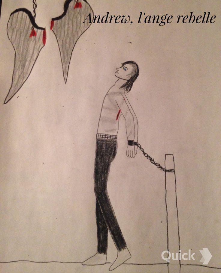 Andrew, l'ange rebelle #LaLégion
