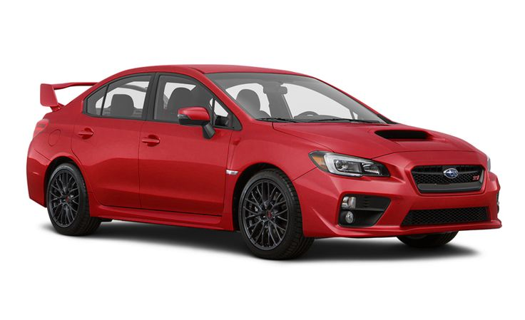 Subaru WRX STI - Car and Driver