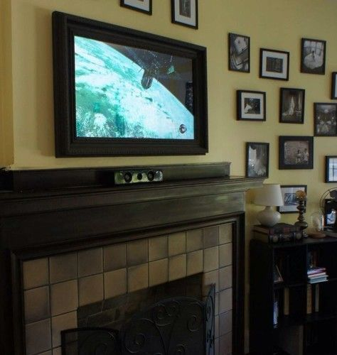 17 Best Ideas About Mirror Tv On Pinterest Hidden Tv Tv Covers And Frame Tv