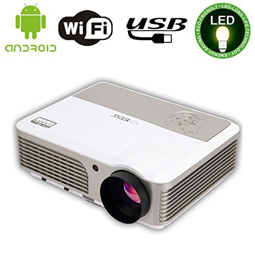 EUG Home Theater 3D Full DH LED Projector With Bulit-in Android4.2 Wireless WIFI For Home Theater Games Office With HDMI VGA USB AV UC Port Portable EUG http://www.amazon.com/dp/B00QLU6UQG/ref=cm_sw_r_pi_dp_42Fzvb0CR6GJF