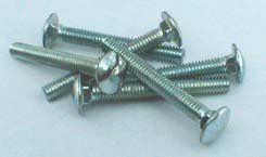 1/4-20 X 3 Carriage Bolts / 18-8 Stainless Steel / 100 Pc. Carton by Fastener SuperStore. $41.04. 1/4-20 X 3 Carriage Bolts / 18-8 Stainless Steel