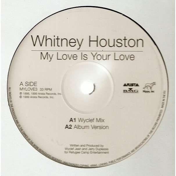 November 17 1998.  Whitney Houston released album 'My Love Is Your Love.'