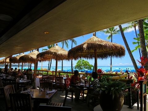 ワイキキビーチの眺めとハワイらしい雰囲気「デュークス・ワイキキ」|JTBハワイ スタッフブログ