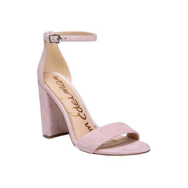 cfea538147e Women's Sam Edelman Yaro Ankle Strap Sandal ($120) ❤ liked on ...