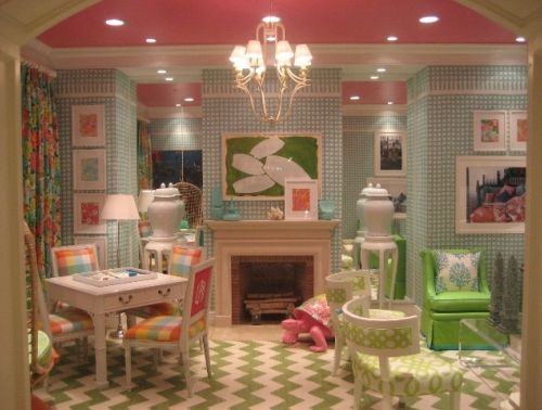 lily pulitzer bedroom ideas | CanadianPrep: Special Guest Post: Lilly Pulitzer for the Home