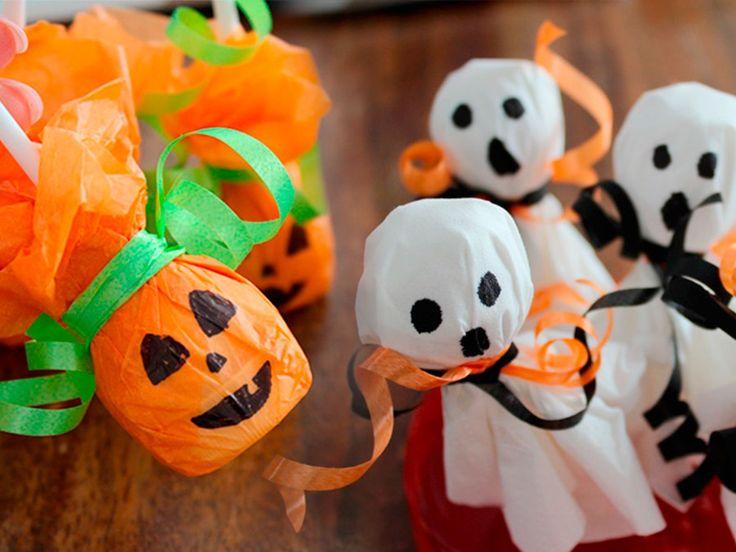 29 best halloween diy ideen rezepte deko images on pinterest halloween s igkeiten. Black Bedroom Furniture Sets. Home Design Ideas