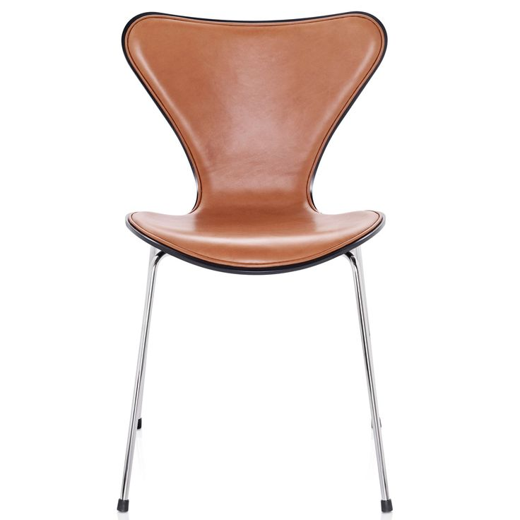 Sjuan stol 46,5 cm, valnøtt/elegance brun i gruppen Møbler / Stoler / Stoler hos ROOM21.no (124126)