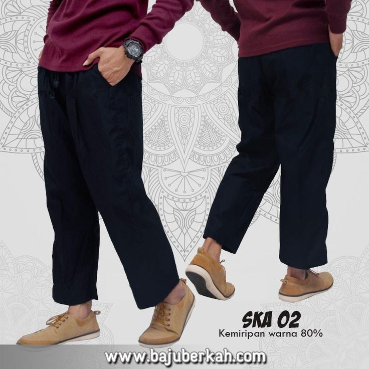 Jual Celana Sirwal Grosir Murah, Celana Sunnah, Celana Sholat