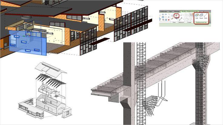 Creazione di viste esplose di progetti di edifici