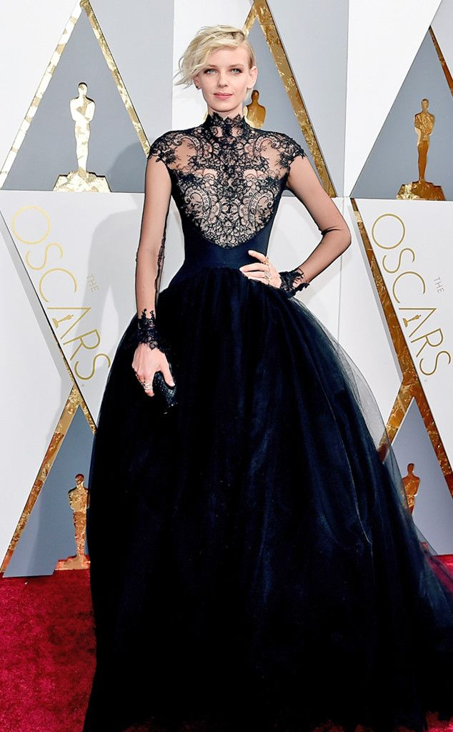 Dorith Mous from Oscars 2016 In Dennis Diem| Avant Garde! In my opinion this is the 3rd Best Dress at the Oscar 2016 - tied place with Naomi Watts