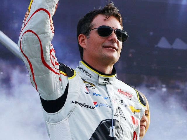 James: Jeff Gordon comes up short in final drive