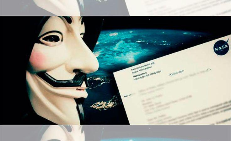 Anonymous vs. NASA, ¿quién dice la verdad?