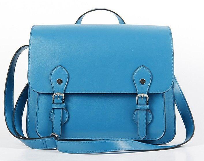 Clyde iPad Satchel | Blue