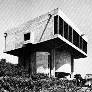 11 lesser known brutalist buildings that helped define the. Black Bedroom Furniture Sets. Home Design Ideas