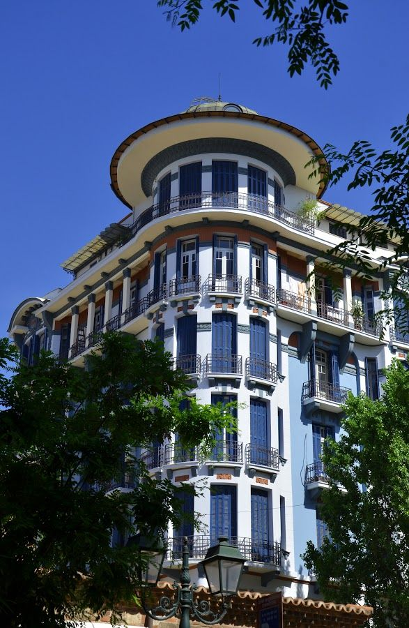 Neoclassical building,Thessaloniki