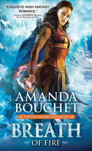 Breath of Fire by Amanda Bouchet. A great addition to a must read series, I highly recommend! The Genre Minx Book Reviews.
