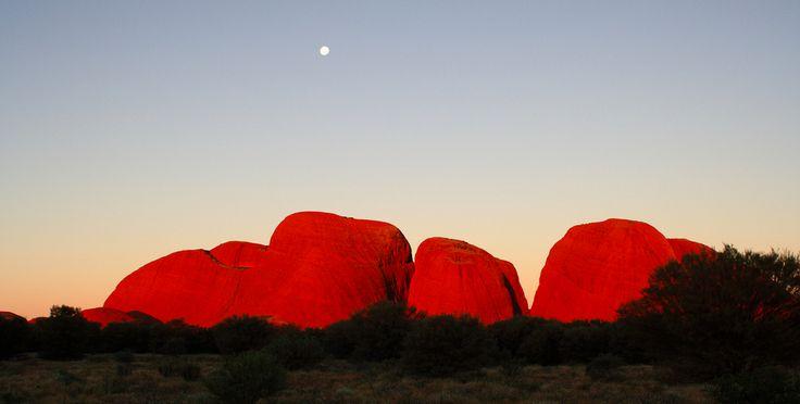 Kata Tjuta, Northern Territory. | 19 Surreal Places In Australia To Visit Before You Die