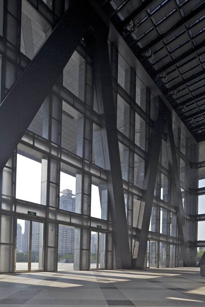 Shenzhen Stock Exchange HQ | OMA | Image © Philippe Ruault