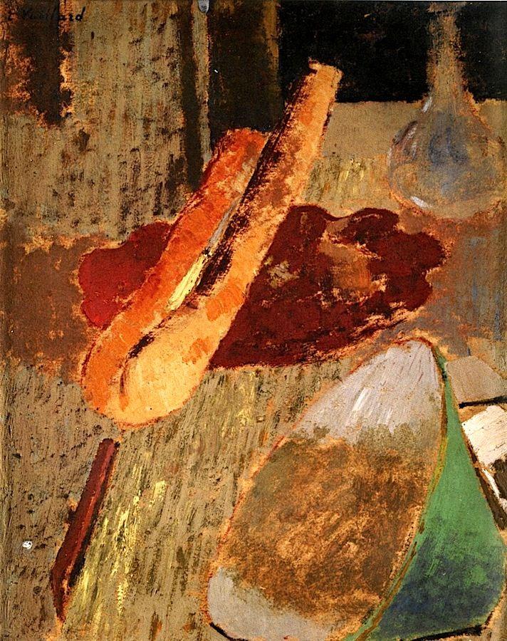 Bread / Edouard Vuillard - circa 1892