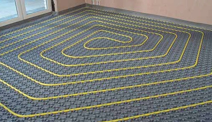 Underfloor Heating Systems is a form of central heating and cooling which achieves indoor climate control