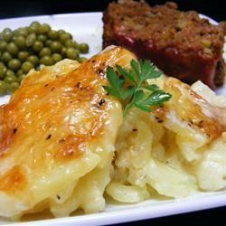 Rich and Creamy Potatoes Au Gratin Allrecipes.com