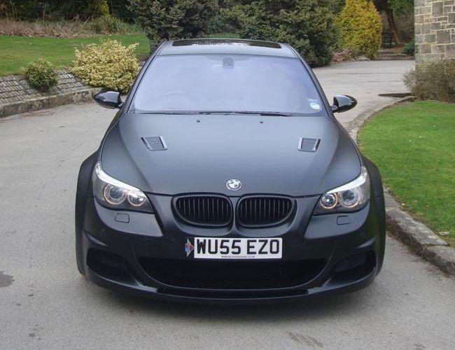 BMW-E60 M5 Xclusive WIDE Front1