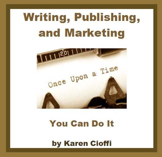 What are the steps needed to write a book, find a publisher, and market that book effectively?    Writing, Publishing, and Marketing - You Can Do It! answers that question.     It provides a step-by-step guide to help you over the hurdles. You might say it's a GPS system to help get writers where they want to be - published and selling books.    This practical e-book includes advice and tips on: writing, your publishing options (including self-publishing), creating your platform, and more.