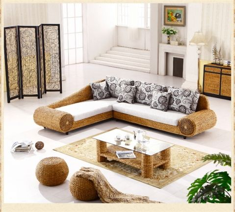 51 Best Rattan Seagrass Wicker Outdoor Furniture Sofa Sets Images On Pinterest Backyard