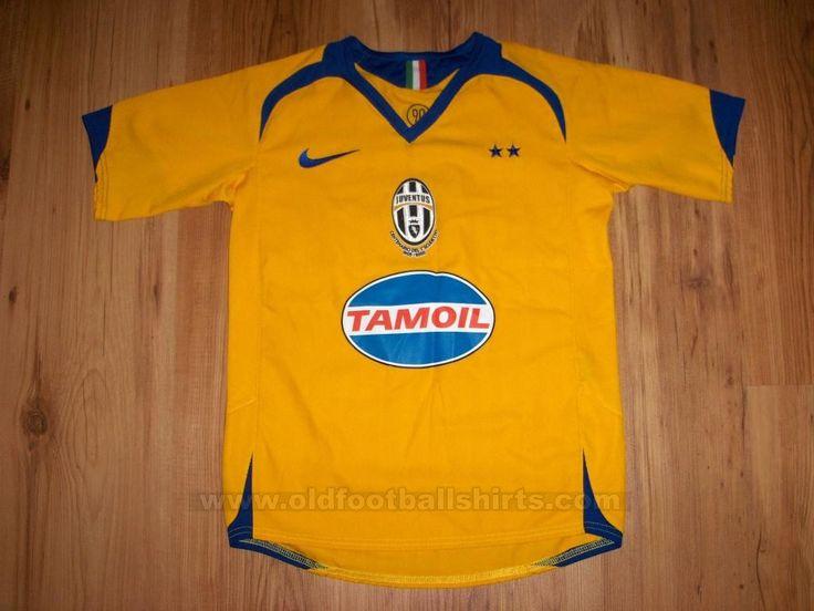 Juventus 2005-2006 - 3 Maglia