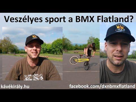 dxnproducts.com: Veszélyes kerékpáros sport-e a BMX Flatland? Miben...