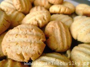Kouzelné chvilky...: Máslové sušenky