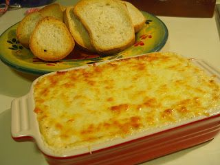 The Working Home Keeper: Easy Crab Dip Recipe For Your Super Bowl Party