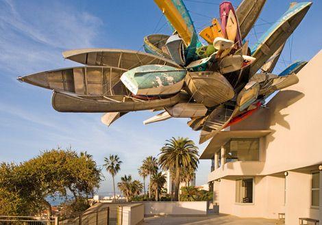 Museum of Contemporary Art San Diego, La Jolla California