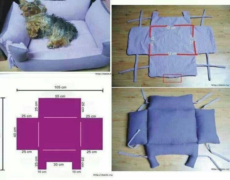 25 melhores ideias de camas de cachorro no pinterest for Cama kawaii