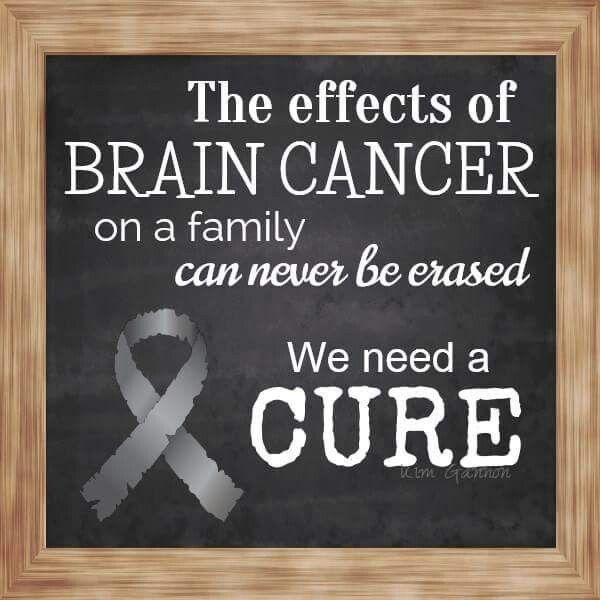 Cancer Sucks Quotes: Best 25+ Brain Cancer Awareness Ideas On Pinterest