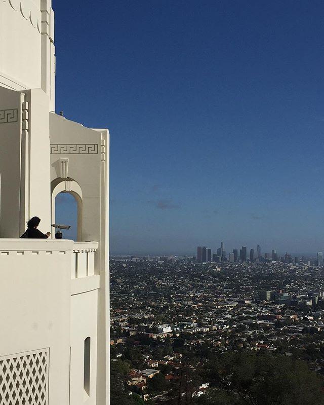 5. Aies la plus belle vue en allant à l'observatoire Griffith