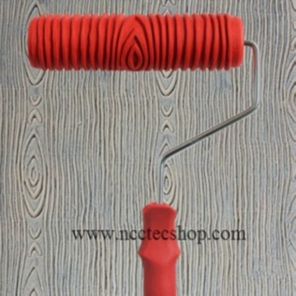 7 Inch Wood Grain Paint Roller 180mm Woodgrain