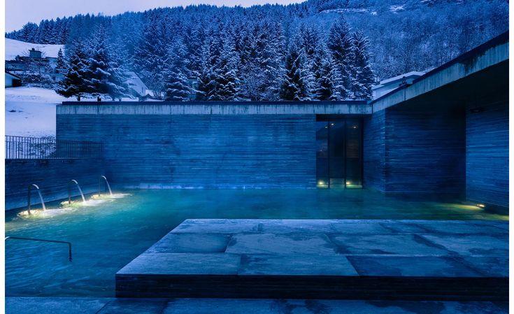 7132 Hotel. Vals en Suisse